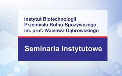 Seminaria Instytutowe