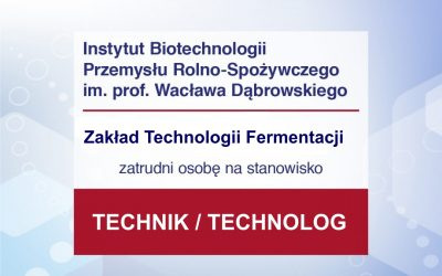 Technik / technolog w ZF