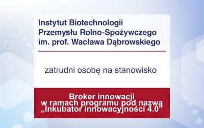 Praca – Broker innowacji