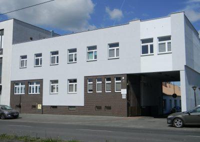 Budynek Zakładu Koncentratów Spożywczych i Produktów Skrobiowych IBPRS PIB w Poznaniu